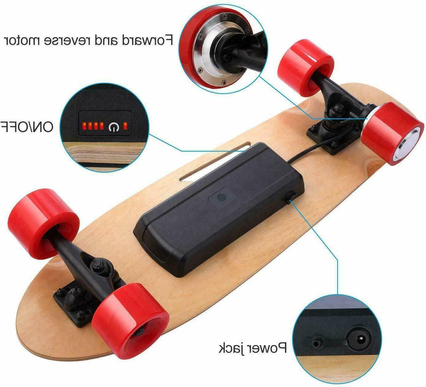 ANCHEER Skateboard Power Motor Cruiser