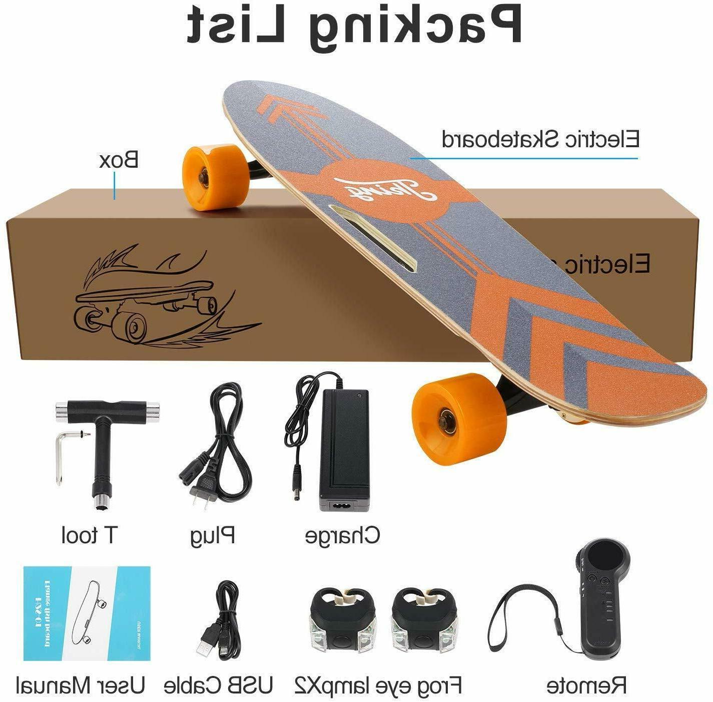 ANCHEER Longboard Wireless Control