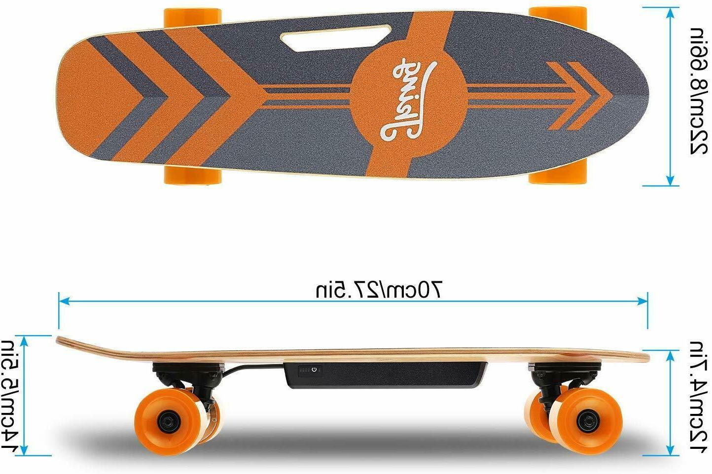 ANCHEER Electric Longboard Board