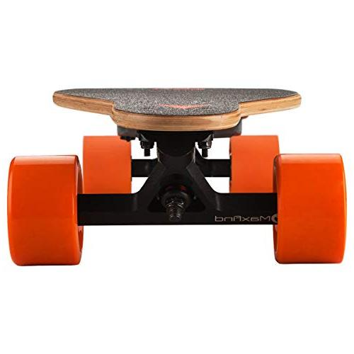 "Maxfind 18.6 Hub Motor 38"" Electric Skateboard with Remote"
