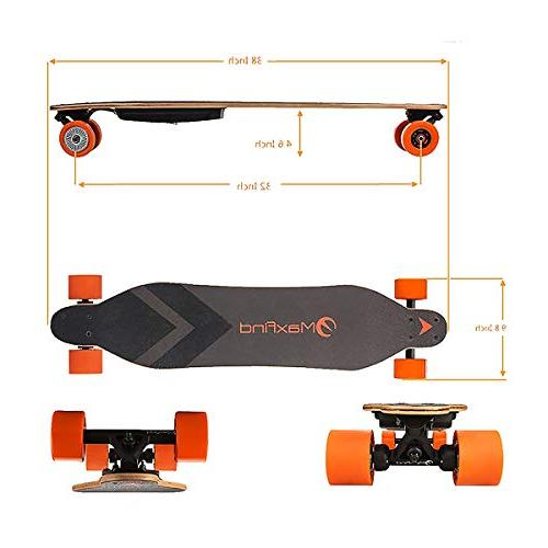 Maxfind Electric Skateboard 18.6 Motor with