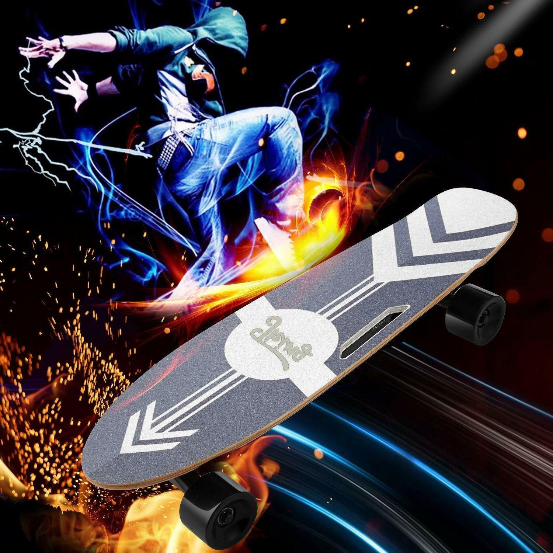 ANCHEER Electric Skateboard Motor Maple