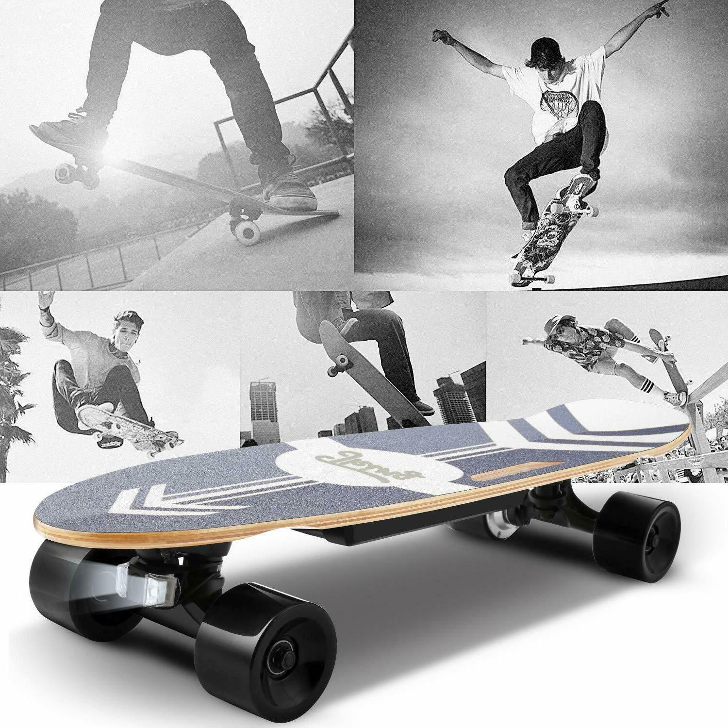 Electric Power Cruiser Maple Long with