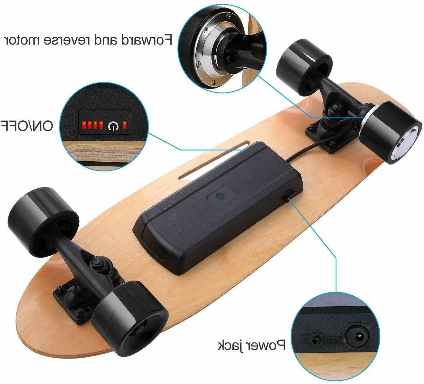 Electric Power Cruiser Board with Remote