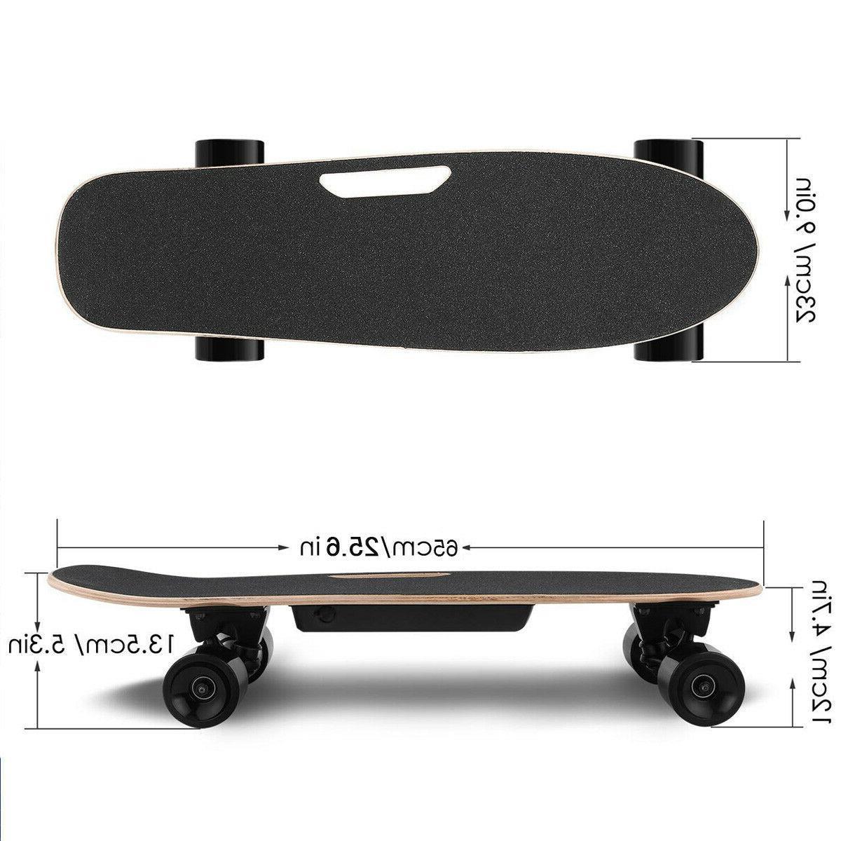 Electric Skateboard Teens Motor Smart 7 Layer