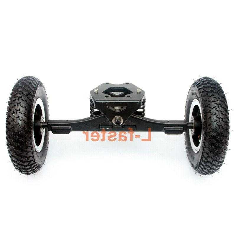 Electric Skateboard Road Belt Truck 4 Wheel Longboard