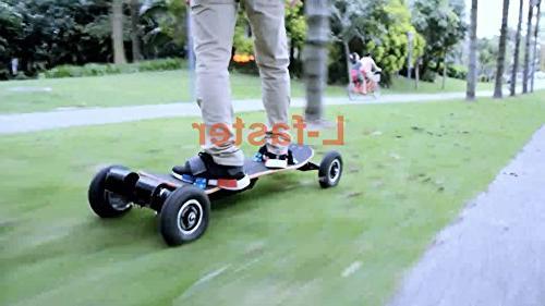 L-faster Skateboard Truck Off Drive Truck Longboard Inch Wheel