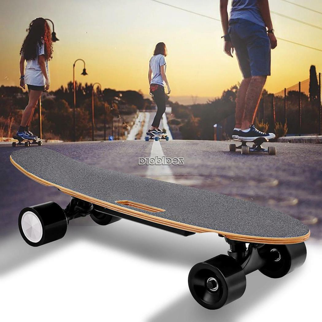 electric skateboard ul2272 motorized longboard wireless remo