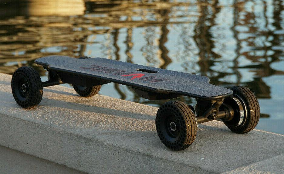 Electric Skateboard VERY Condition, Upgraded, Newest Version 2000W