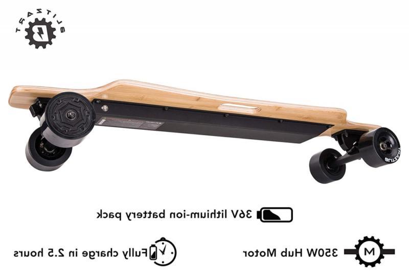 Electric Skateboard Motor, Blitzart Skating