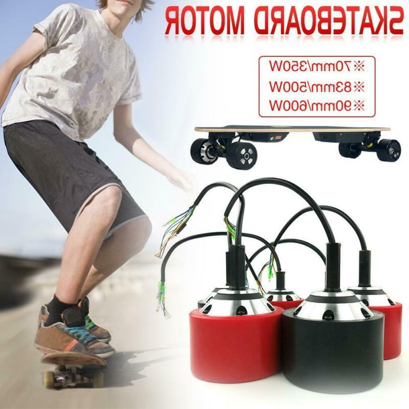 electric skateboard wheel wireless sensor remote controller