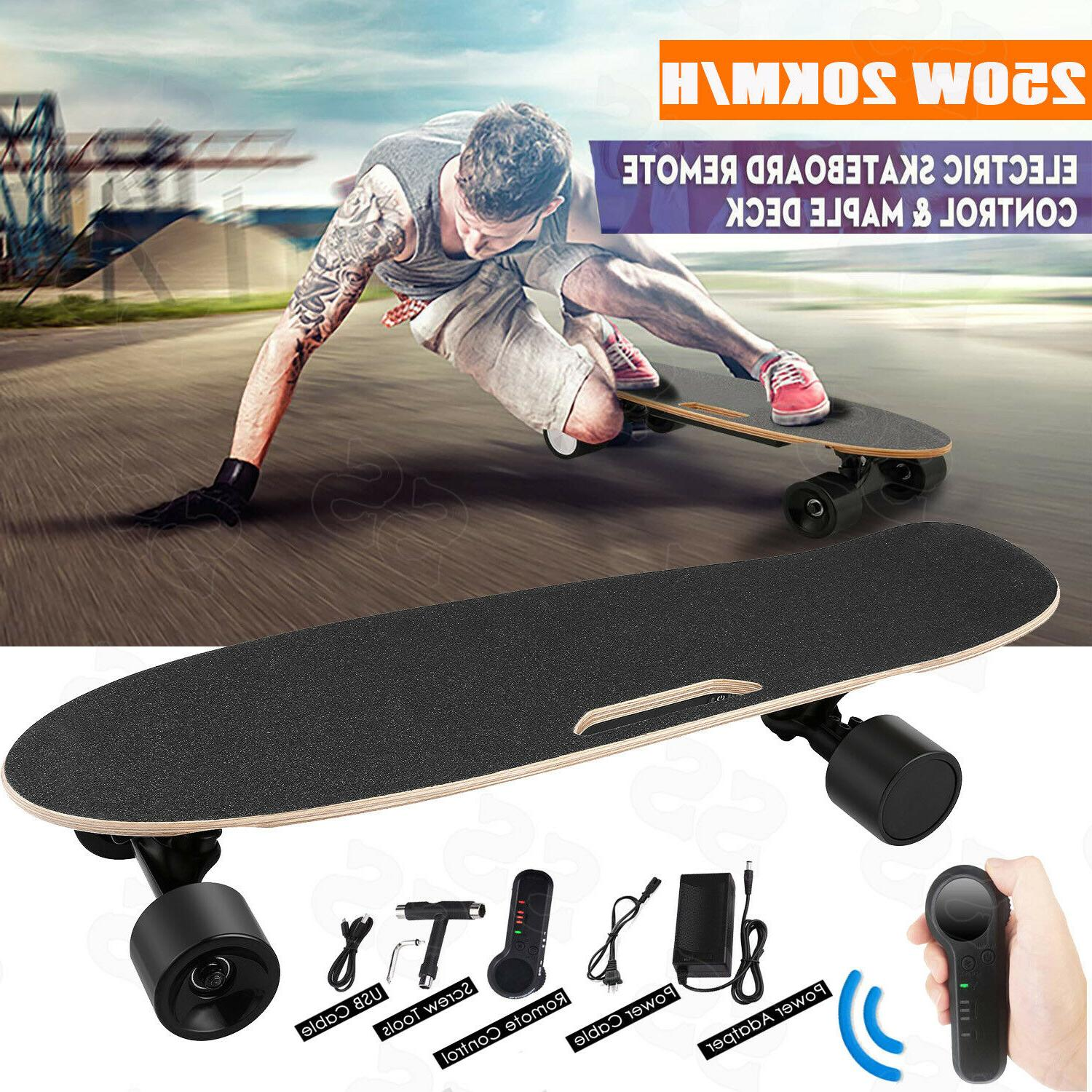 ANCHEER Electric Skateboard Motor Wireless Control