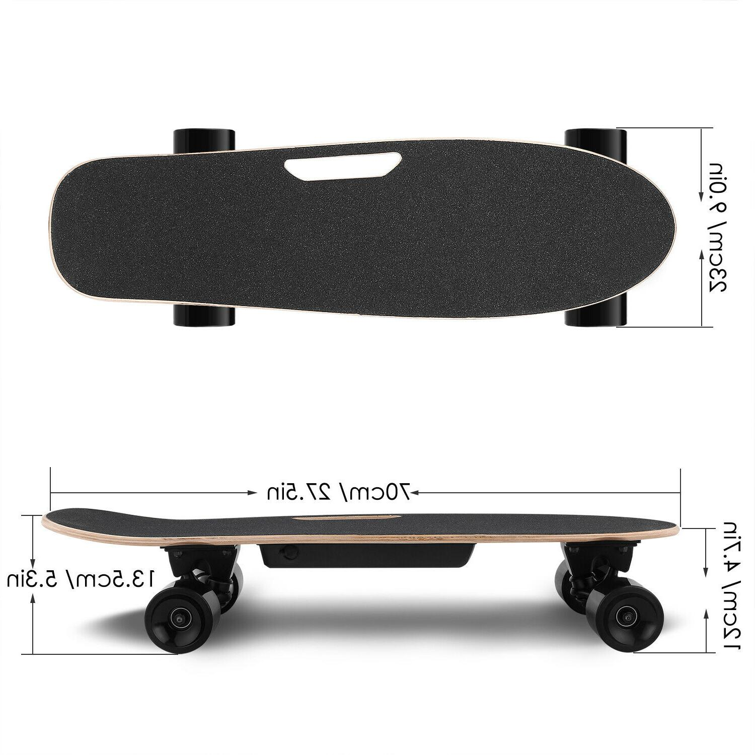 ANCHEER Skateboard Dual Motor Wireless Control