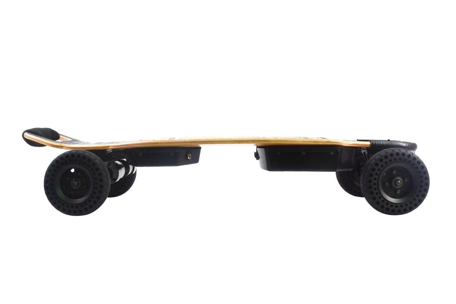 FALL $500 CityBomb Skateboard Off Road