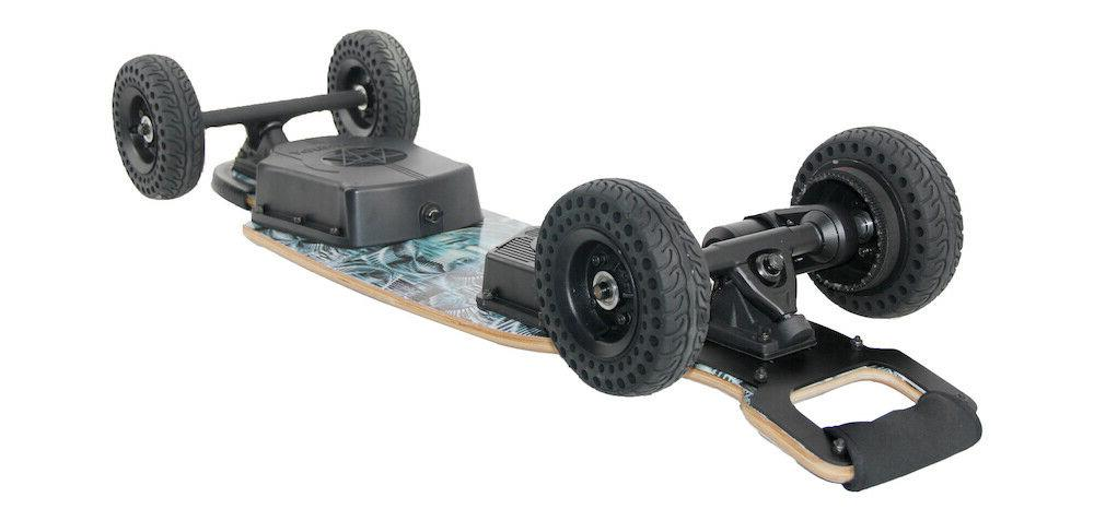 FALL 2400W Electric Longboard