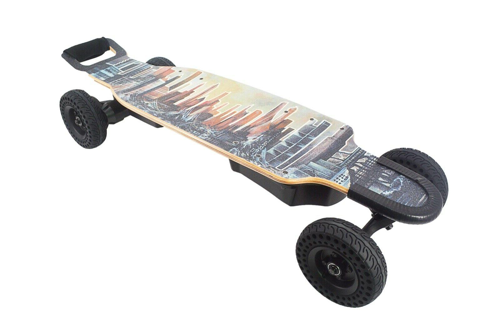 fall sale 2400w electric skateboard longboard urban