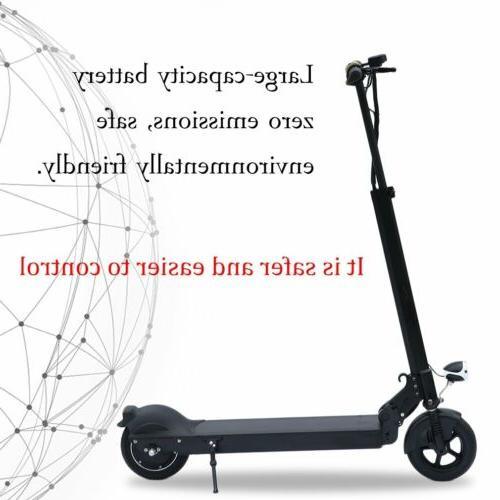Foldable 2 Wheels Electric Portable folding skateboard