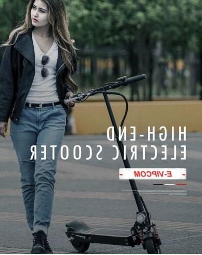 Foldable 2 Electric Portable folding skateboard Bike EK
