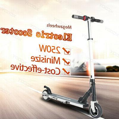 foldable electric scooter for adult 14mph 250w