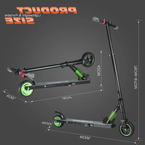 Folding E-Scooter Kid Electric Megawheels