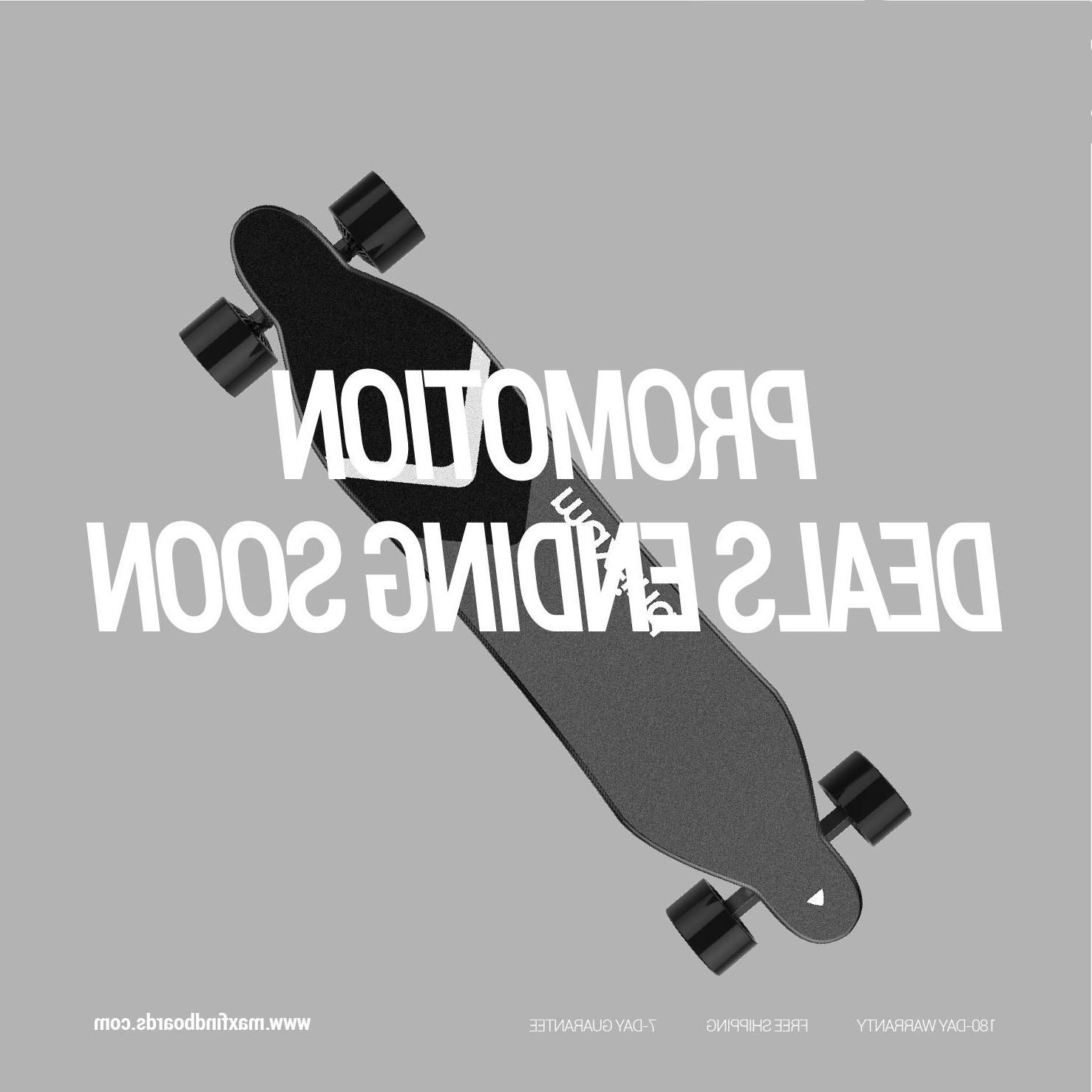 <font><b>Maxfind</b></font> <font><b>electric</b></font> <font><b>skateboard</b></font> longboard Max