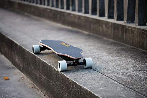BACKFIRE Electric & Motor Skateboard- 23 Replaceable 96mm