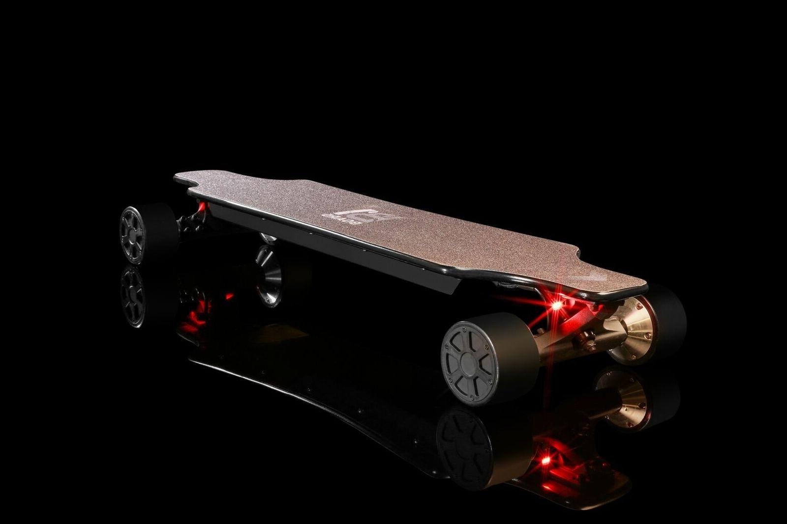 B1 BOARD-G5-Electric Skateboard-4WD-3600W-25MPH-18mi Range-w