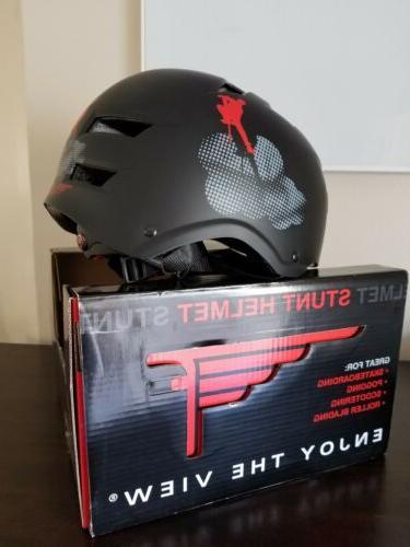gear astunt helmet multi sport adjustable fit