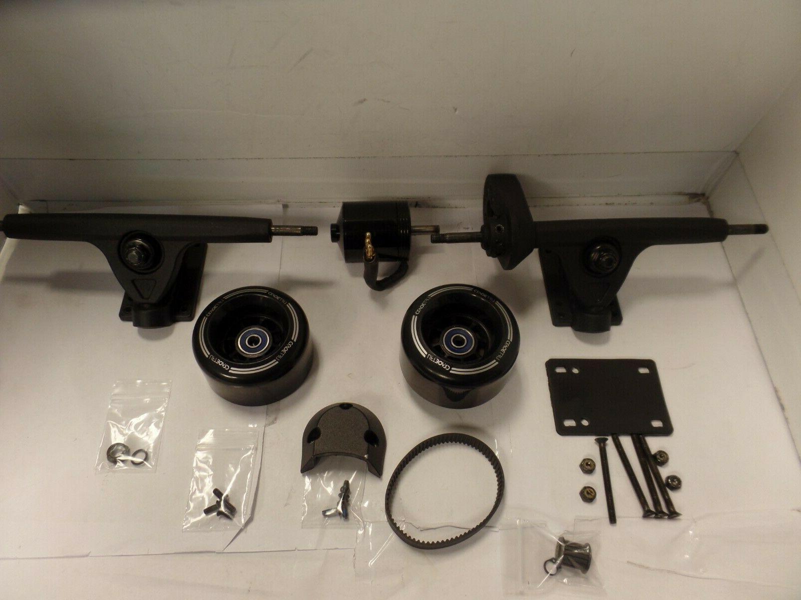 Genuine LIFTBOARD Electric OEM Wheel/Gear/Trucks/Axel/Screw/etc
