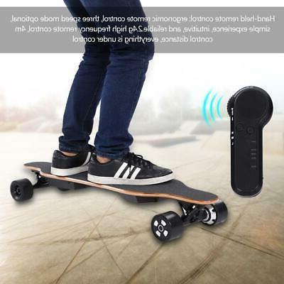 H2B-01 Longboard Electric Skateboard US Standard 100-240V Go
