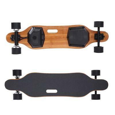 H2B-01Electric Skateboard US Standard 100-240V 450w*2 Hub Mo