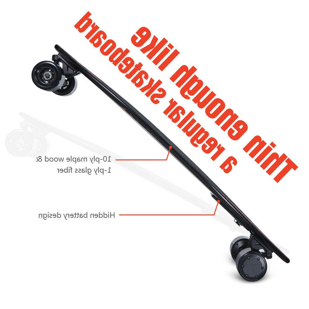 Teamgee H6 Thinner Motor Wireless US Store