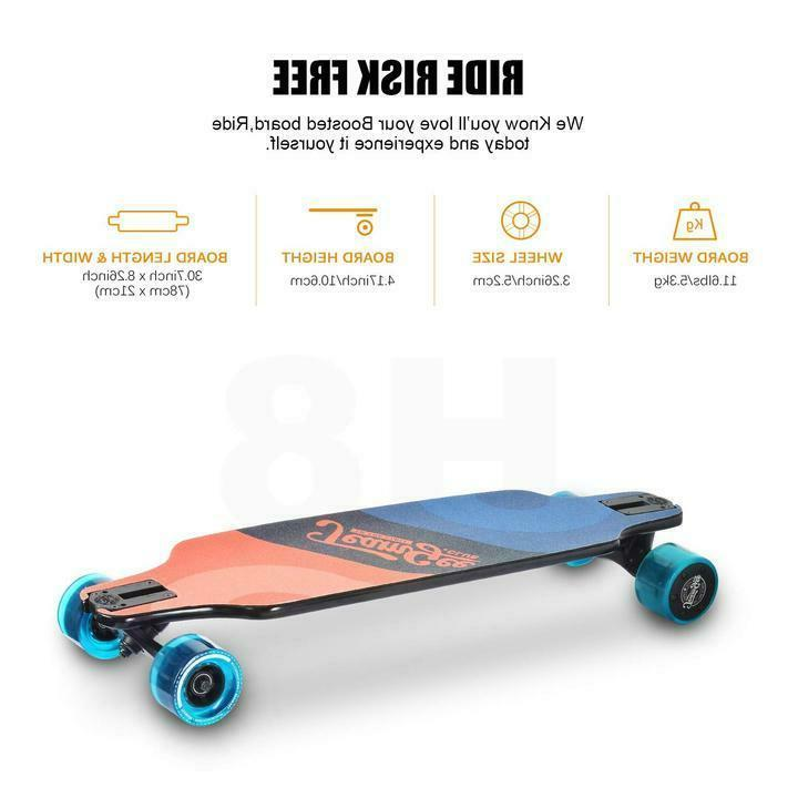 US Wheels Skateboard with