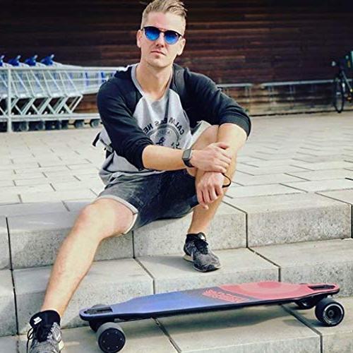 teamgee Skateboard,23 10 Miles Lbs, Load Lbs Wireless