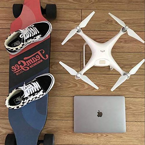 teamgee H9 Electric Skateboard,23 Top 10 Lbs, Max Load Lbs Longboard Remote Control