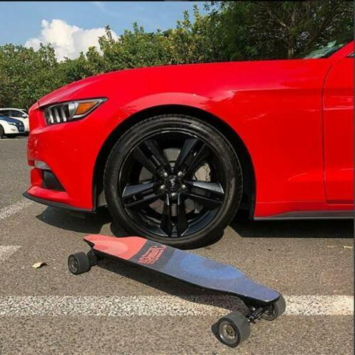 Teamgee H9 Ultra-thin & Skateboard