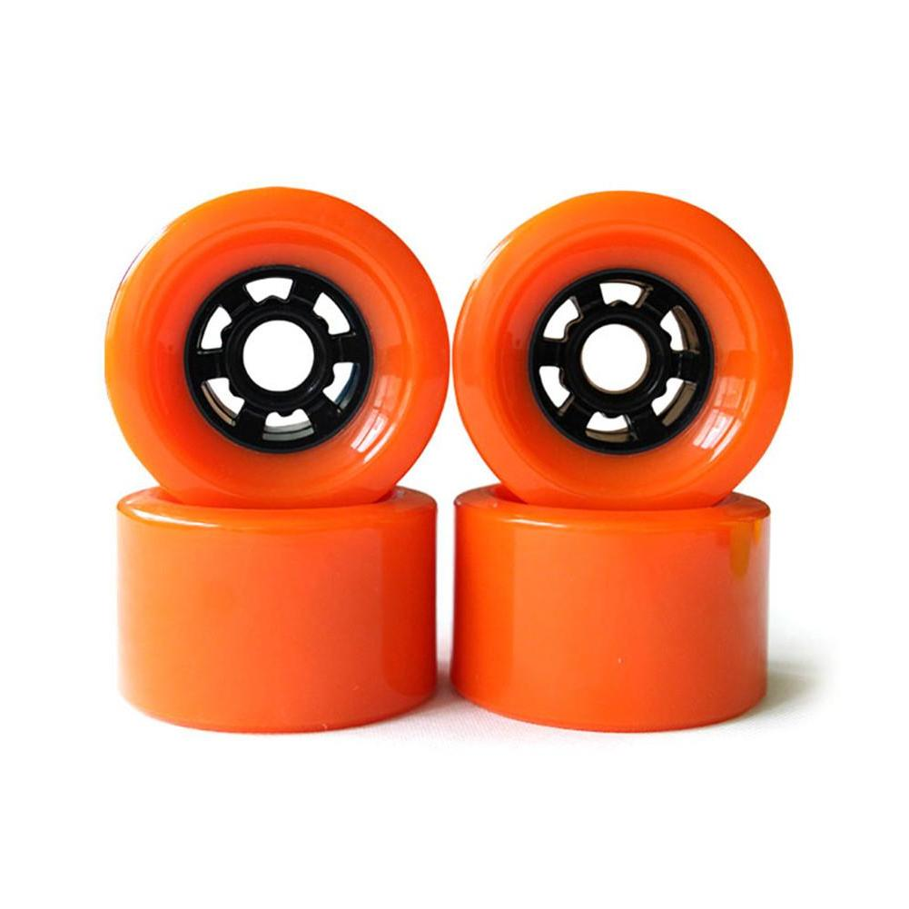 High 4PCS <font><b>Skateboard</b></font> <font><b>Wheel</b></font> <font><b>Wheel</b></font> Long Board Large <font><b>Wheel</b></font> Shock