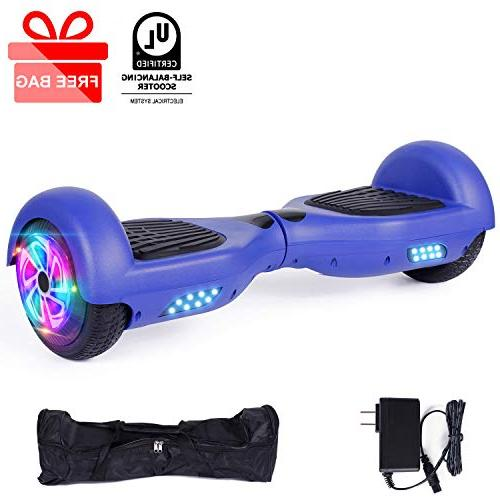 hoverboard self balancing electric scooter