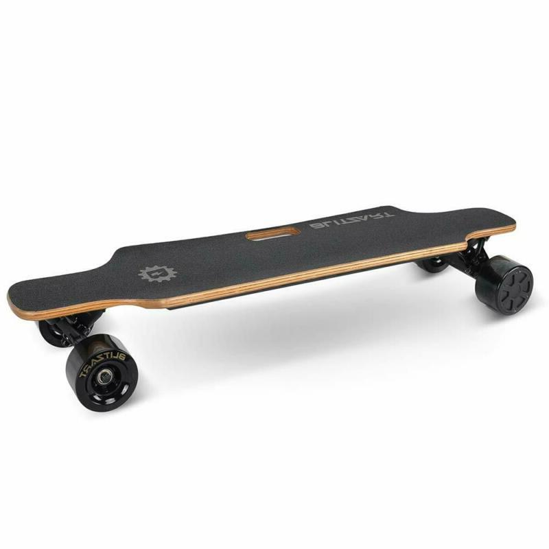 "Blitzart Huracane 38"" Electric Skateboard Electronic Longboa"