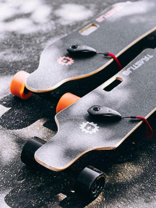 BLITZART Huracane Electric Skateboard Longboard 350W