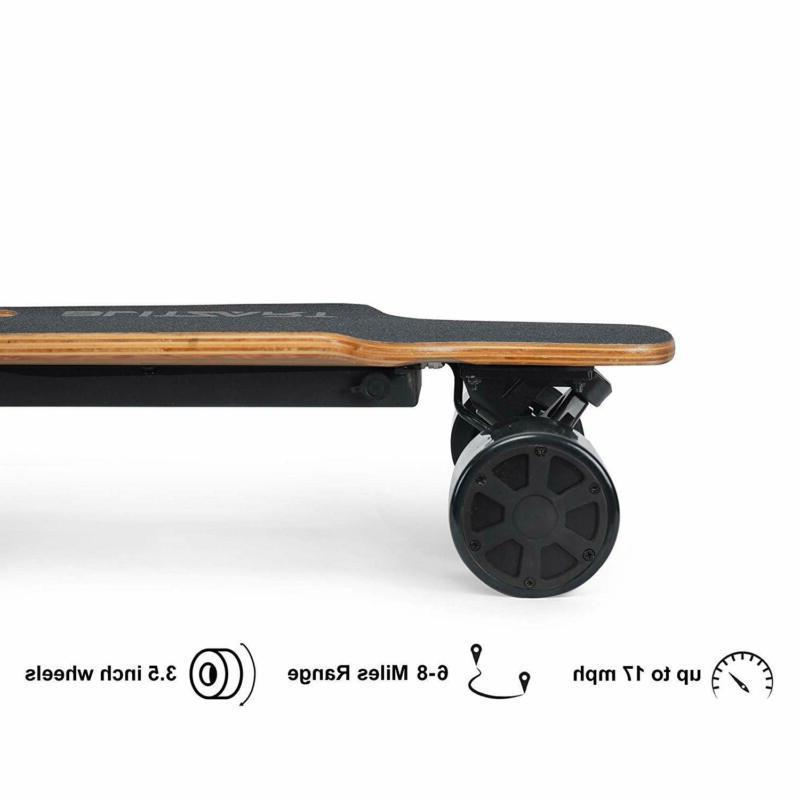 Skateboard Longboard 350W Hub-Mo