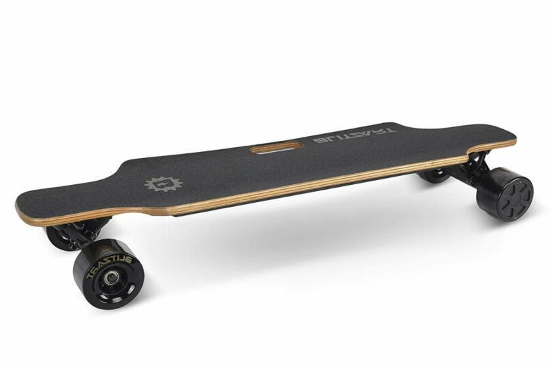 huracane 38 electric skateboard electronic longboard 17mph