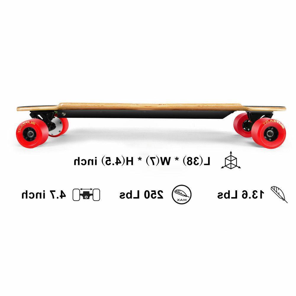 "BLITZART Skateboard 3.5"""