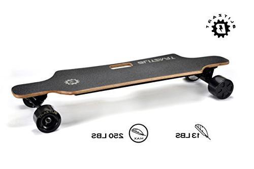 BLITZART Brushless Electric Skateboard Longboard Wheels
