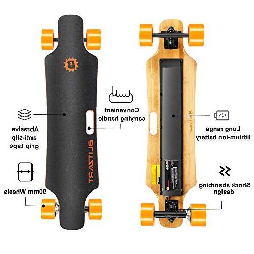 BLITZART Huracane Skateobard E-Skateboard