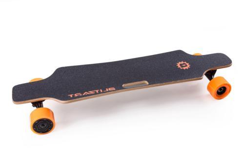 huracane electric skateobard longboard e