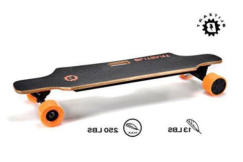 BLITZART GT Dual 700W Electric Longboard Wheels