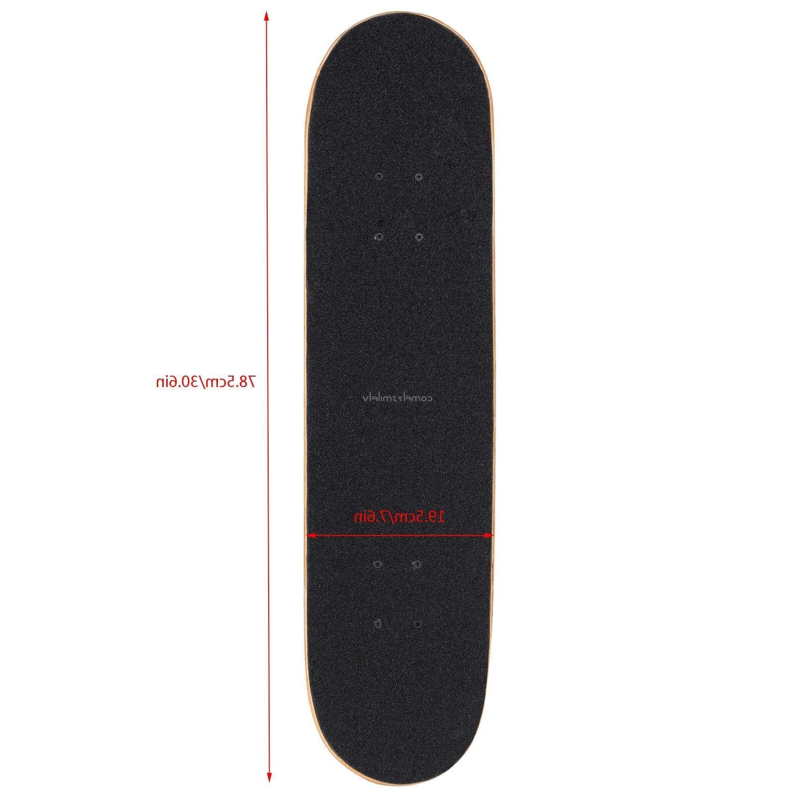 Kick Scooter Complete Skate Longboarding