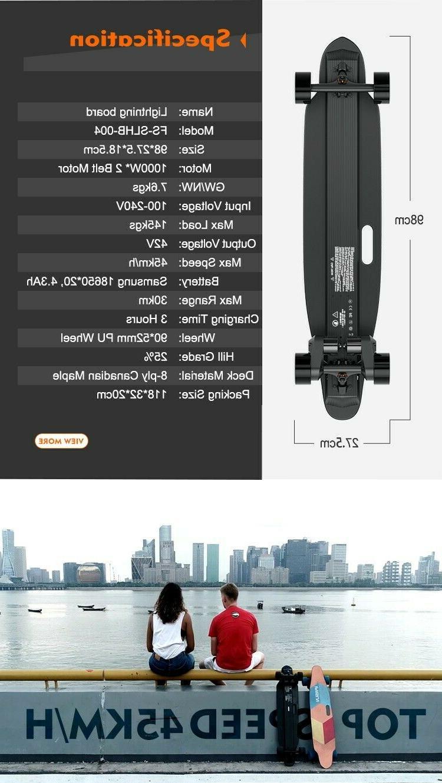 Lift-Board 2000W Dual Electric !!!