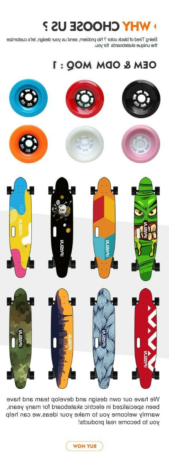 Lift-Board 2000W Electric !!!